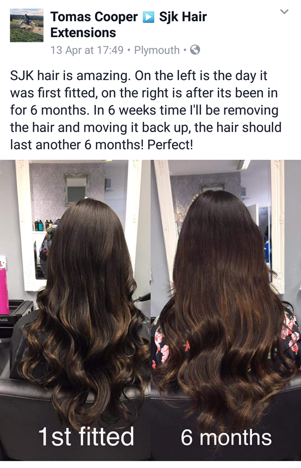 Sjk Hair Extensions Testimonials And Reviews